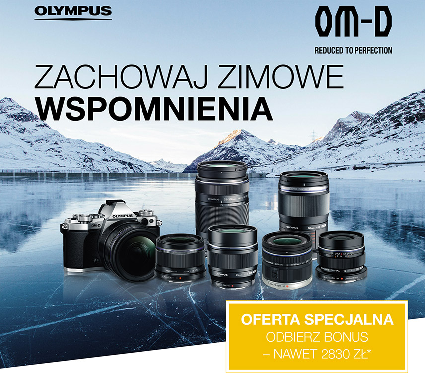 Olympus Winter Bonus