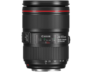 Canon EF 24-105 mm f/4 L IS II USM