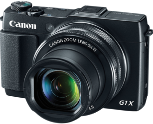 Canon G1 X Mark II