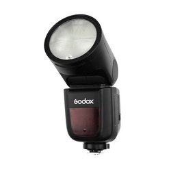 Godox V1 round head flash Canon