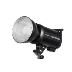 Lampa studyjna Quadralite Pulse Pro X 600 + softbox 60 X 60