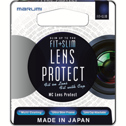 MARUMI Fit + Slim Filtr fotograficzny Lens Protect 82mm