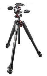 Manfrotto MT055XPRO3 z głowicą X-PRO 3-Way