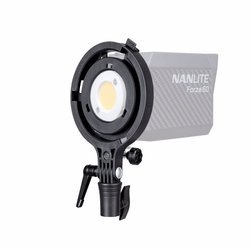 Nanlite adapter bowens do lamp Forza 60