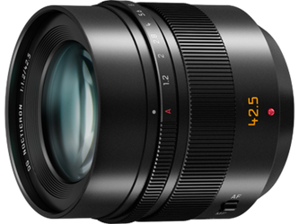 Panasonic LEICA DG NOCTICRON 42.5mm / F1.2 ASPH. / POWER O.I.S.