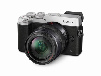 Panasonic Lumix DMC-GX8 + ob. 12-35 POWER O.I.S. srebrny