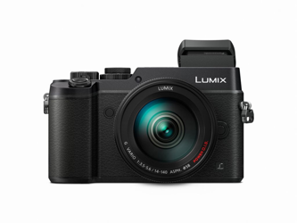Panasonic Lumix DMC-GX8 + ob. 14-140 POWER O.I.S. czarny