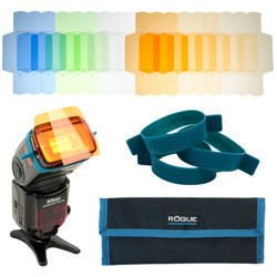 Rogue FLASH Gels - Color Correction Filter Kit