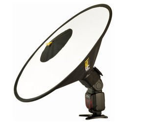 RoundFlash™ Dish Light