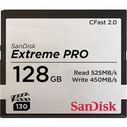 Sandisk Extreme PRO CFAST 2.0 128 GB 525MB/s VPG130