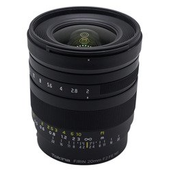 Tokina FIRIN 20 mm F2 FE MF Sony E