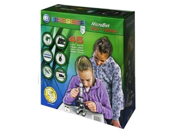 Mikroskop bresser junior w walizce sklep fotozakupy pl