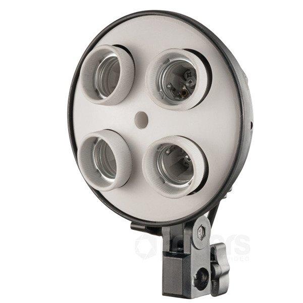 Lampa światła ciągłego FreePower 4x 85W + statyw i parasolka