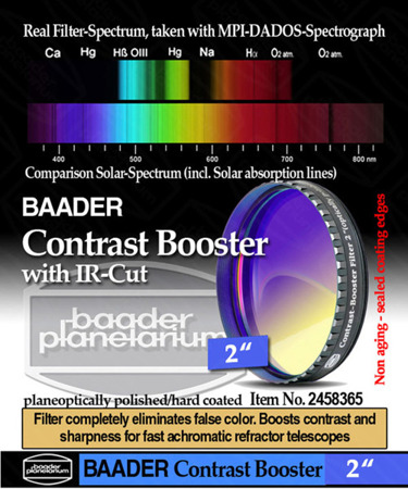 Baader Planetarium Contrast Booster 2""