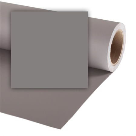 Colorama CO539 SMOKE GREY - tło kartonowe 1,35 x 11m