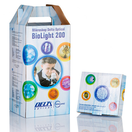 Delta Optical BioLight 200