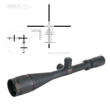 Delta Optical Titanium 4,5-14x44 FFP AO