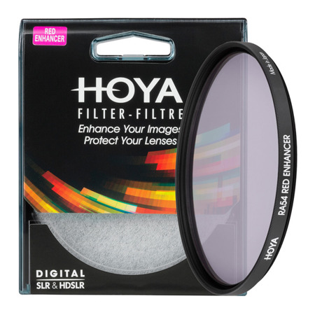 Filtr Hoya RA54 Red Enhancer 52mm