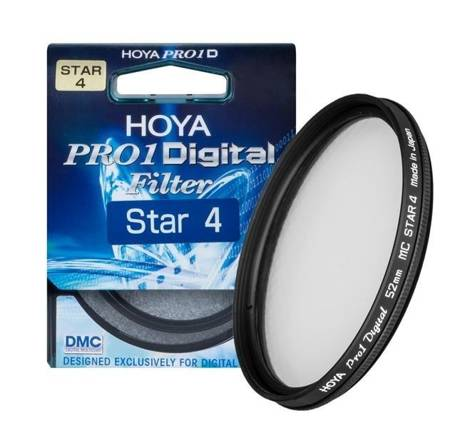 Hoya PRO1 Digital Star 4 52mm