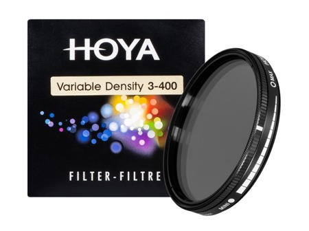 Hoya VARIABLE DENSITY 55 mm