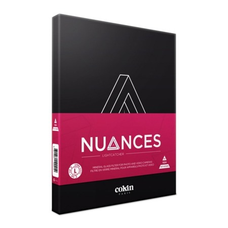 L Cokin NUANCES Neutral Density Filter ND2 - 1 EV