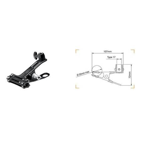 Manfrotto MINI SPRING CLAMP