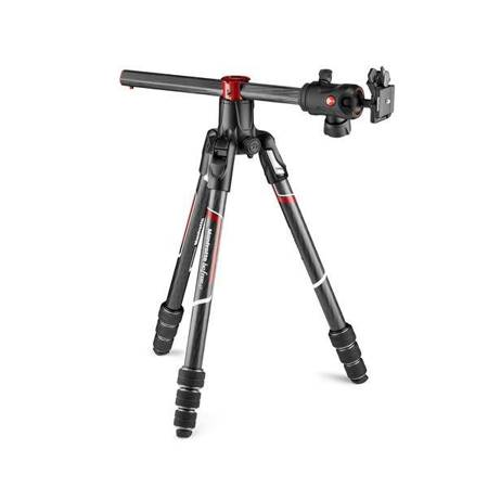 Manfrotto MKBFRC4GTXP-BH Befree GT XPRO Twist Carbon + głowica MH496-BH