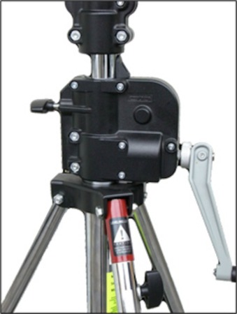 Manfrotto Statyw WIND-UP
