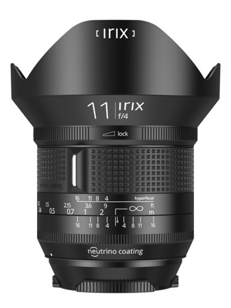 Obiektyw Irix 11mm f/4 Firefly do Canon