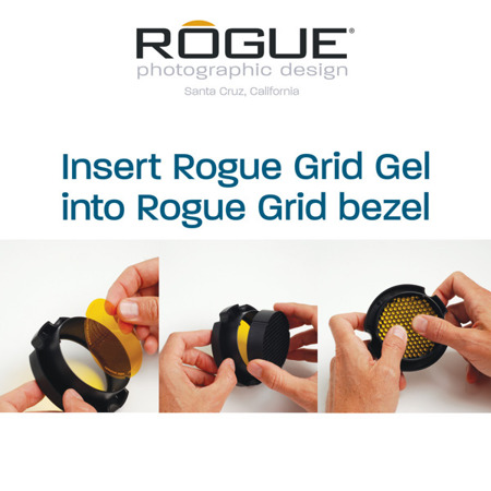 Rogue GRID Gels - Combo Filter Kit