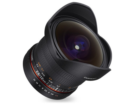 Samyang 12mm F2.8 Sony
