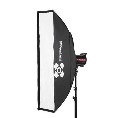 Softbox Quantuum Quadralite 30x120 cm