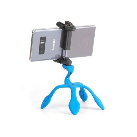 Splat Flexible Tripod 3N1 Blue