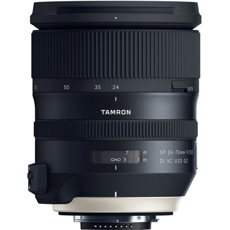 Tamron SP 24-70mm F / 2,8 Di VC USD G2  Canon + TAP-in Console