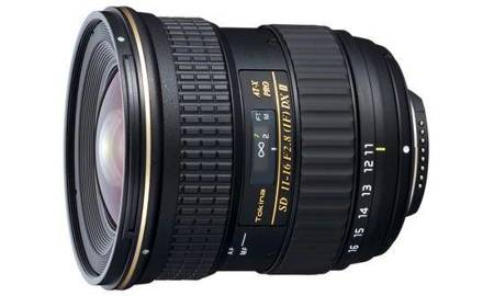 Tokina 11-16 mm f/2,8 AT-X PRO DX II do Canon