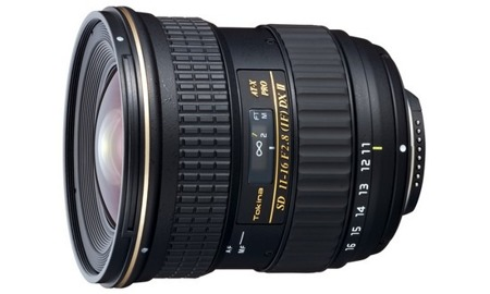 Tokina 11-16 mm f/2,8 AT-X PRO DX II do Sony A