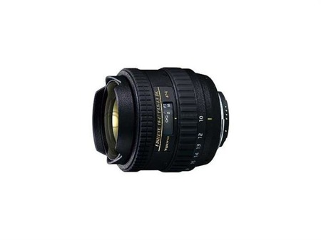 Tokina AF 10-17 mm f/3,5-4,5 AT-X DX FISH-EYE do Nikon