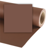Colorama CO180 PEAT BROWN - tło kartonowe 2,72x11m